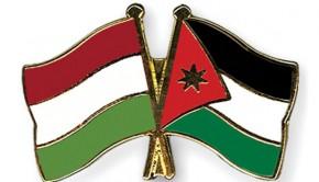 magyar jordán zászló