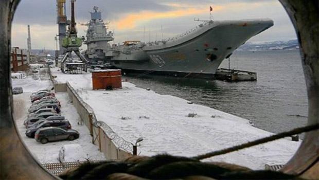 orosz hajó