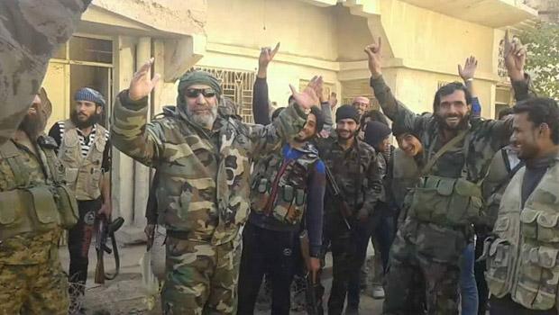 syra army deir ezzor