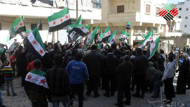 szír ellenzék