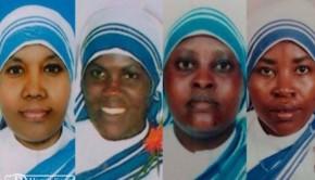 teréz anya nővérek