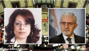 örmények a szír parlamentben