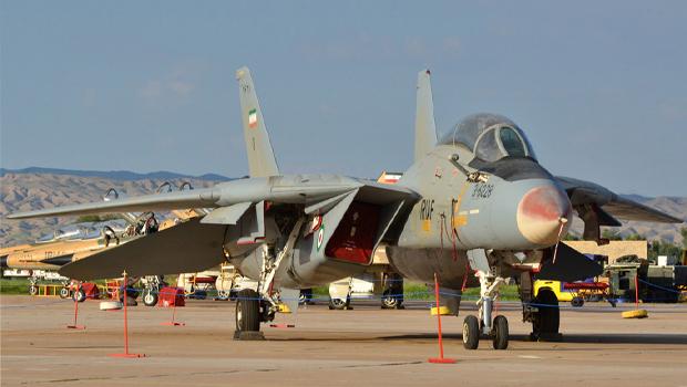 iráni vadászgép