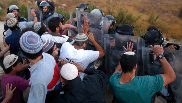 izraeli szélsőségesek