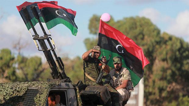 líbiai hadsereg
