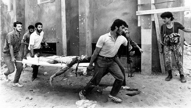 libanoni polgárháború