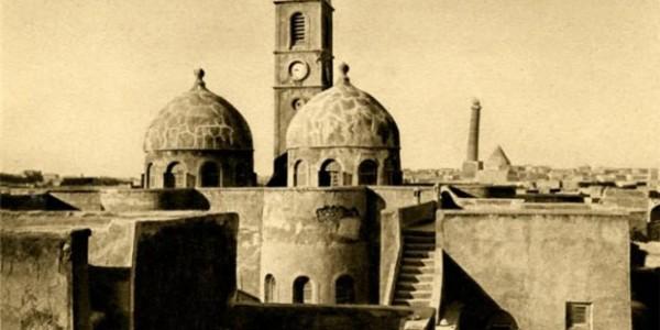 moszuli órás templom 1920