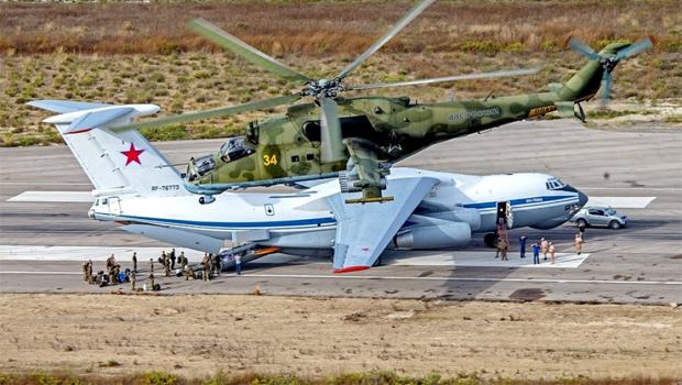 orosz gépek