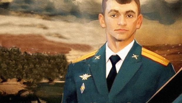 orosz katona hős