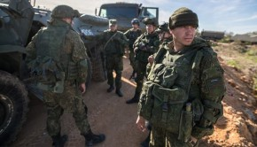 orosz tűzszerések palmyrában