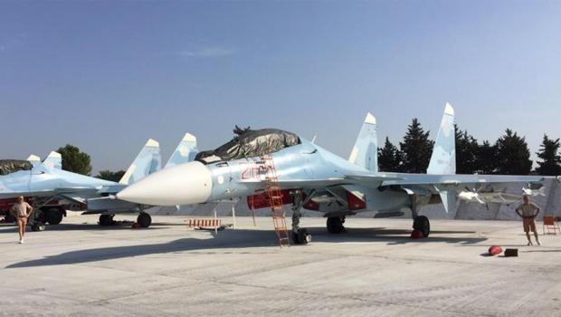 orosz vadászgép