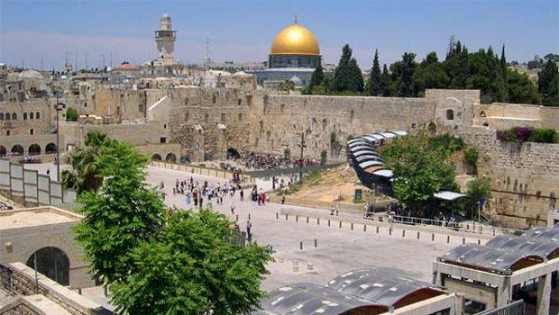 siratófal Jeruzsálem