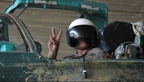 szíriai légierő pilótája
