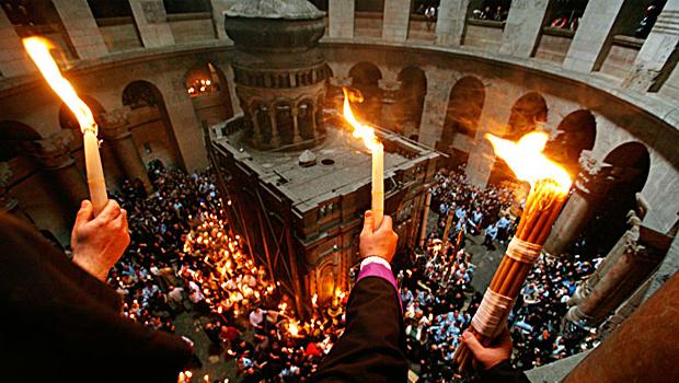 szent sír jeruzsálem