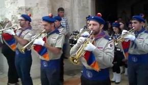 örmény cserkészek jeruzsálem