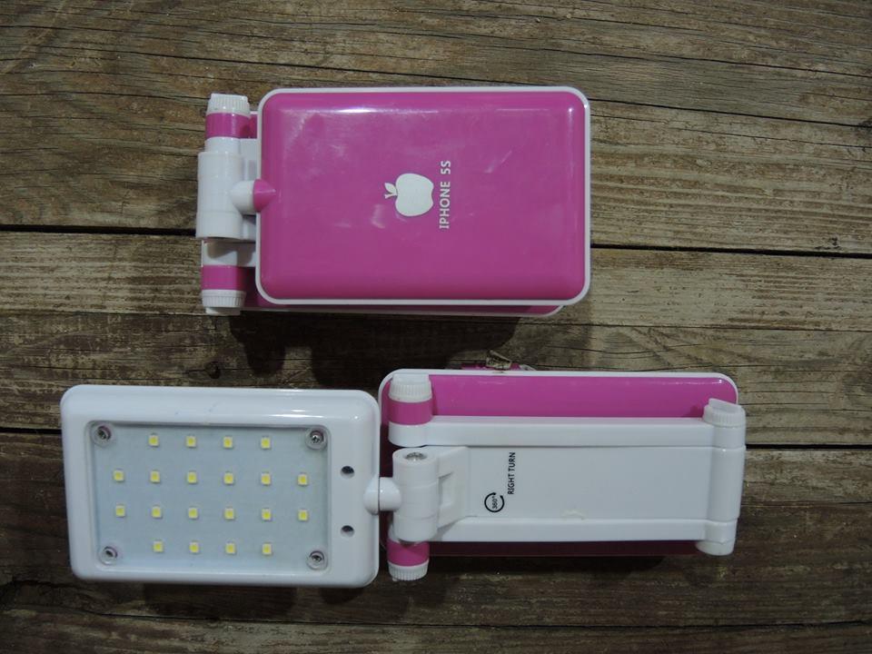 Gyakran volt áramszünet de a legújabb iPhone 5S kínai ledlámpák készen álltak