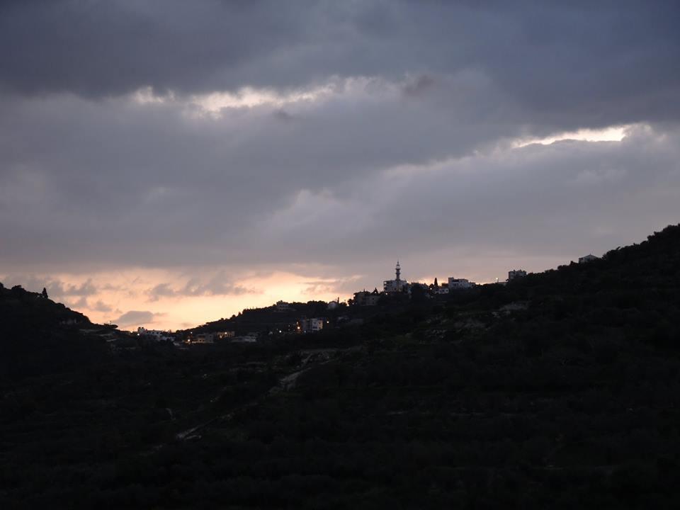 Pirkadat a Libanon-hegységben