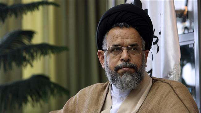 Mahmoud Alavi iráni hírszerzési miniszter