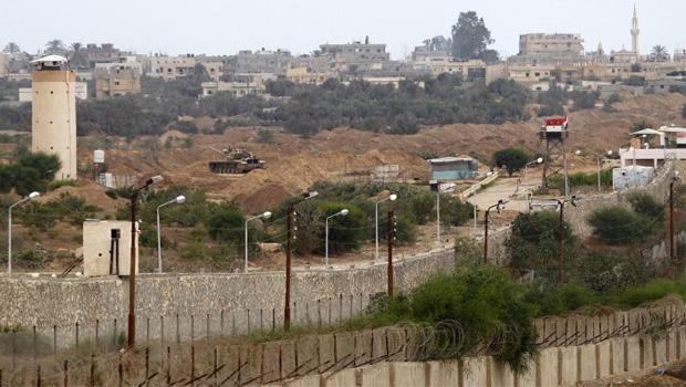 gázai fal