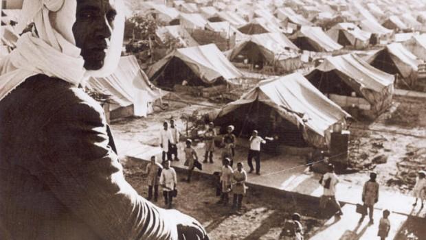 nakba damaszkuszi tábor