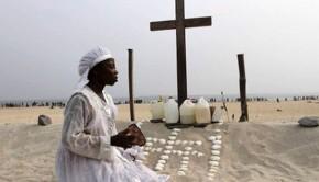 nigériai keresztény