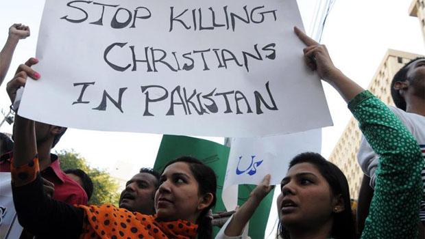 pakisztáni keresztények