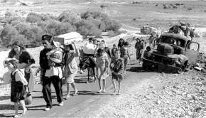 palesztin menekültek