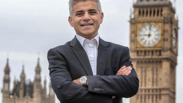 sadiqkhan muszlim london