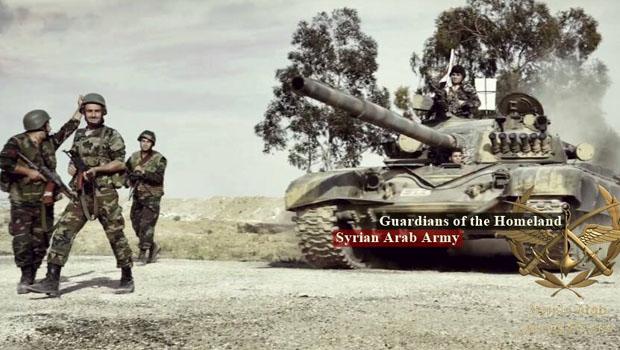syria army 3131