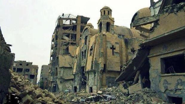 szíriai templom