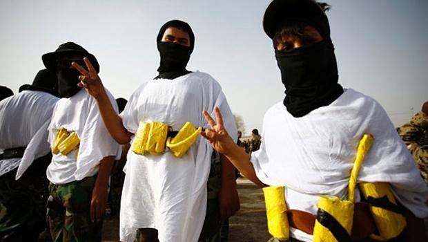 szaúdi terroristák
