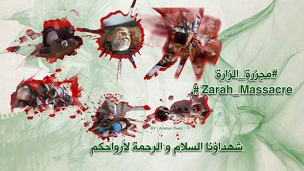 zarai mészárlás