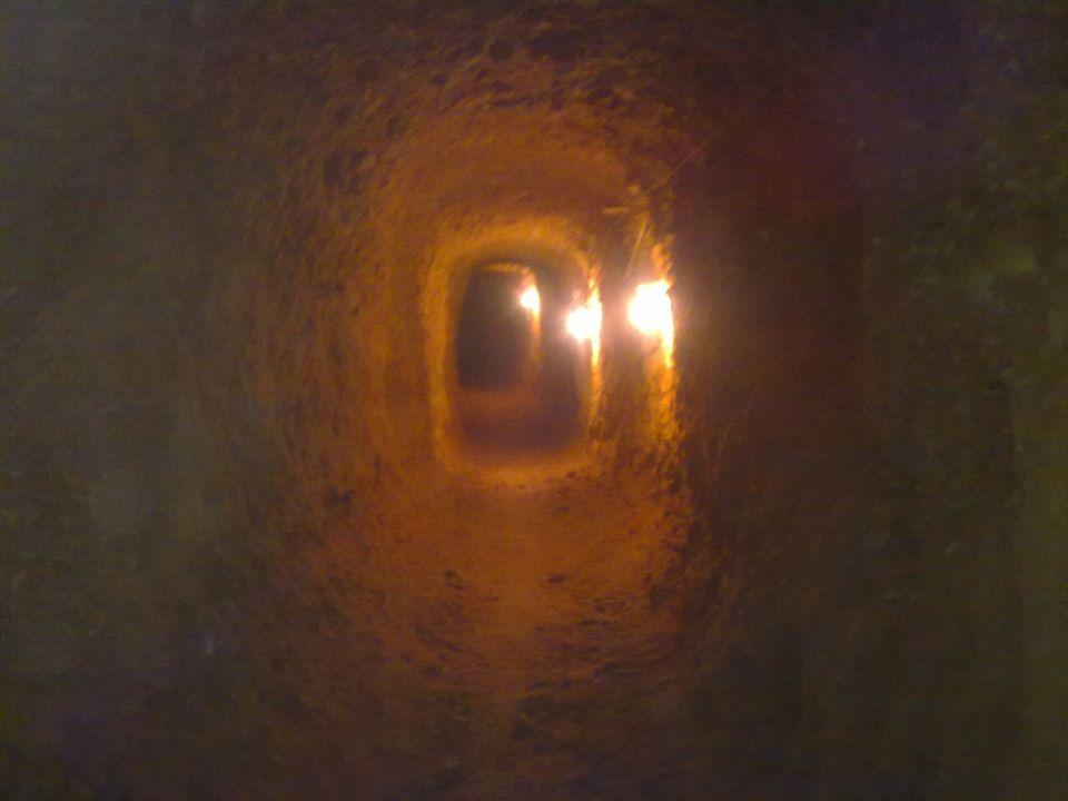 Kész az alagút