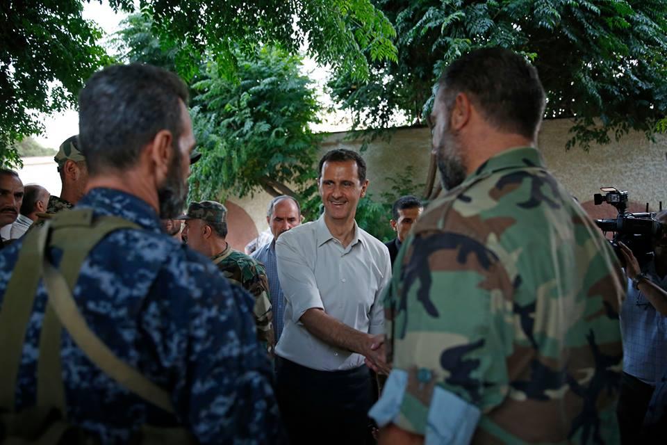 assad szír katonákkal 3