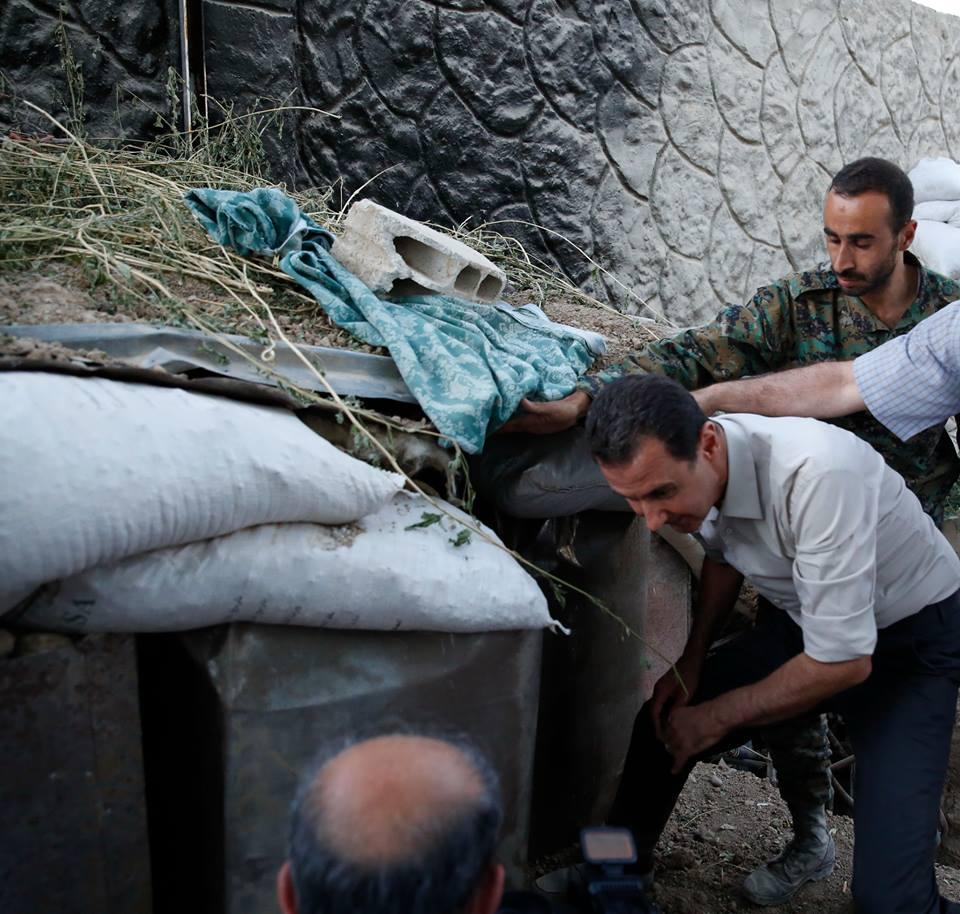 assad szír katonákkal 5