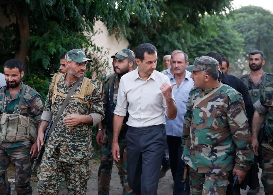 assad szír katonákkal 6