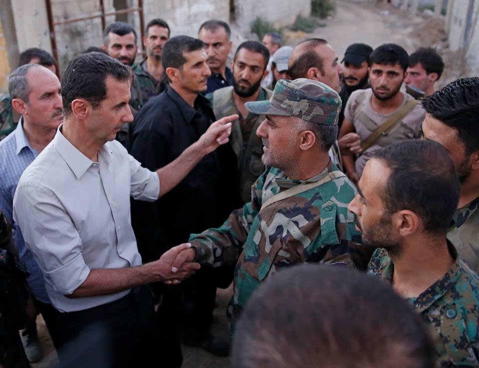 assad szír katonákkal 7