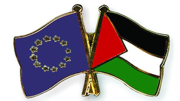 európa palesztina