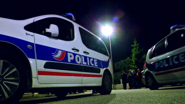 france police