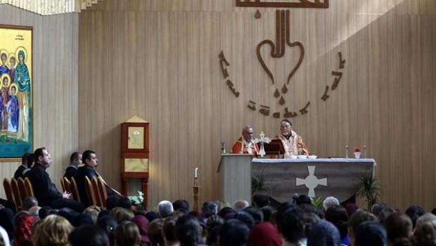 iraki érsek keresztény