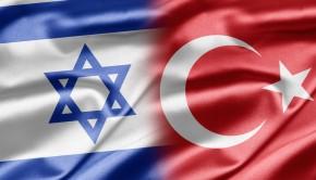 izrael török zászló