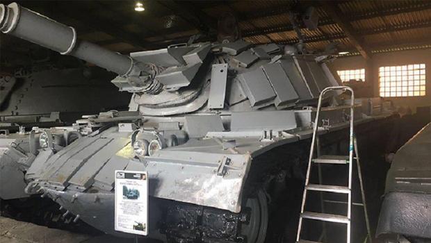 izraeli tank oroszországban