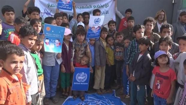 jemeni gyerekek