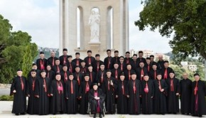 maronita püspökök