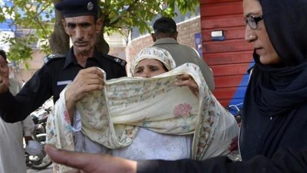 pakisztán nők