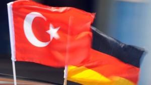 török német zászló
