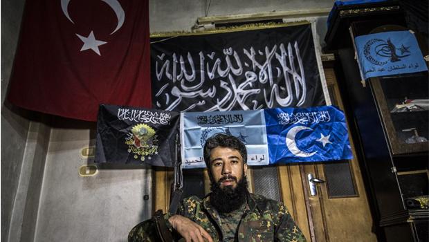 türkmén terrorista