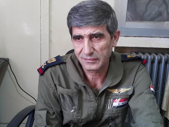 Commander Munzer Zamam