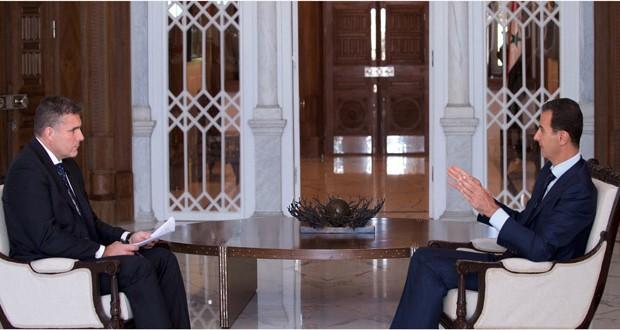 President-al-Assad-interview-SBS-Australia-3