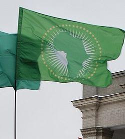 afrikai unió zászló